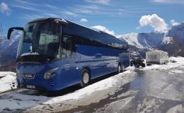 Rychlá a levná autobusová přeprava