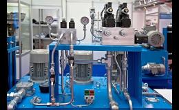 Hydraulika a pneumatika - projekce, výroba, prodej
