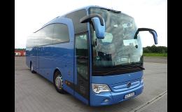 Luxusní autobusová doprava