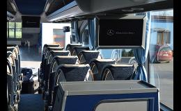 Pohodlný autobus na zájezdy
