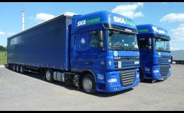 Kamionová mezinárodní doprava