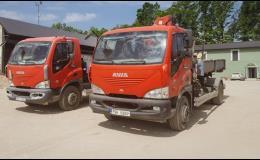 Služby kontejnerové dopravy