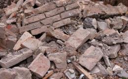 skládkování suti, stavebního odpadu - Zlín, Uherské Hradiště