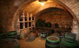 Degustace vína ve vinném sklípku s ubytováním Hustopeče