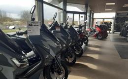 Skútry a elektrické skútry Yamaha - moto prodejna Hustopeče