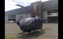 Produkty pro helikoptéry a trakce