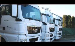 Spedice a kamiónová mezinárodní autodoprava