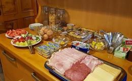 Komfortní ubytování v penzionu v Lednicko-Valtickém s bohatou snídaní v ceně