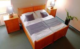 Ubytování v rodinném penzionu s klimatizovanými pokoji Pálava