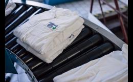 Průmyslové praní prádla