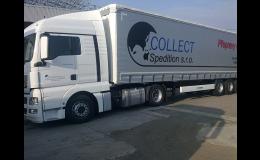 Kamiónová a mezinárodní autodoprava do Anglie, Belgie