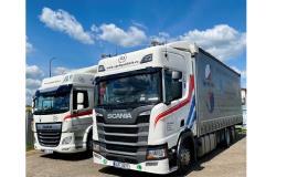 Mezinárodní nákladní autodoprava