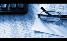 Vedení účetnictví, zpracování účetní evidence