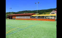 Pořádání sportovních a kulturních akcí Sobotín