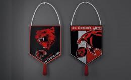 Dodávka sportovních předmětů - dresy, vlaječky, šály - s logem klubu Mikulov, Břeclav