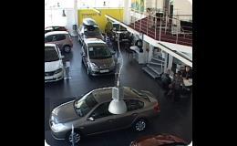 Nevecom - oprava vozidel Škoda Renault Dacia