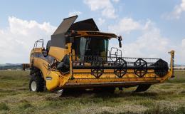 Moderní zemědělské stroje pro rostlinnou výrobu