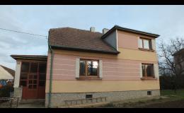 Stavby a rekonstrukce domů