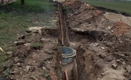 Výstavba kanalizací Znojmo