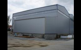 dokončení stavby