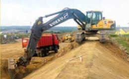 Dodáme stavební mechanizaci na stavby
