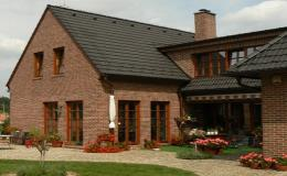 Návrhy a projekty rodinných domů Třebíč, Vysočina