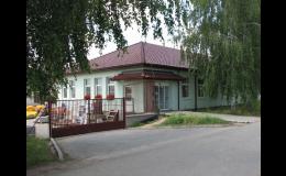 stavebniny budova Podivín