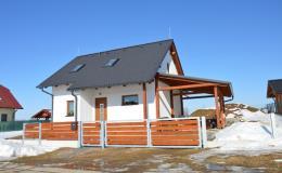 Rodinné a nízkoenergetické budovy Vysočina