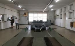 Autoservis a pneuservis - stanice STK, měření emisí, výměna a prodej pneu