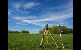 Geodetické zeměměřičské práce Opava