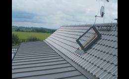 Střechy na klíč v Šumperku, Zábřehu a širokém okolí