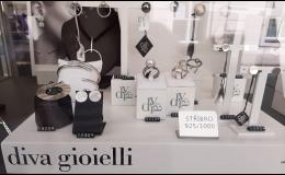 stříbrné šperky - klenotnictví Zlín