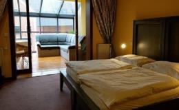 Ubytování v Hotelu v Telči