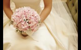 svatební kytice Uherský Brod