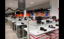 Prodej kvalitní a pohodlné dámské, pánské a dětské obuvi.