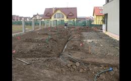 Návrhy a realizace automatických závlahových systémů Praha