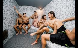 Relax a odpočinek ve sportovním centru