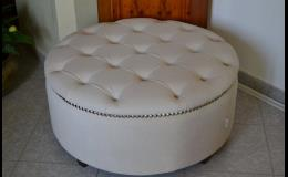 Výroba čalouněného nábytku
