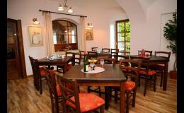 Salonek pro konání večírků, oslav, rautů a hostin