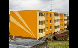Tavíkovice, realizace bytového domu