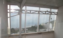 Termoizolační okenní fólie