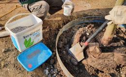Půdní kondicionér pro výsadbu stromů, rostlin  a keřů