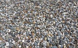 Těžené kamenivo Zlín