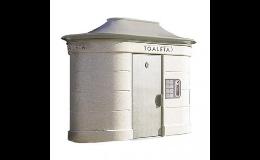 Městské veřejné toalety