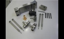 Obrábění různých komponentů pro strojírenství