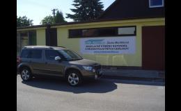 Autosklo výměna Brandýs nad Labem
