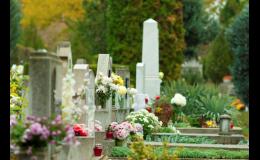Údržba hřbitovů