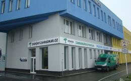 Prodejna brambor, zeleniny a zahrádkářských potřeb v Uherském Hradišti