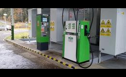 Bezobslužné platební terminály pro čerpací stanice PHM