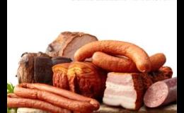 Uzenářství - pečené kýty, krájené salámy, libové šunky, uzené výrobky a masa, párky a klobásy, zabijačkové speciality